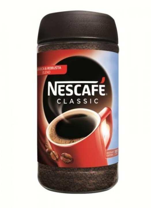 Nescafé Classic - Pure Soluble 100g.