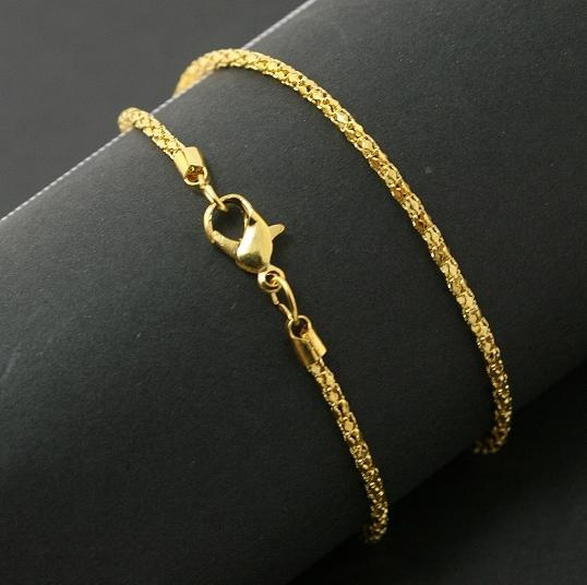 Women's Gold Plated Chain
