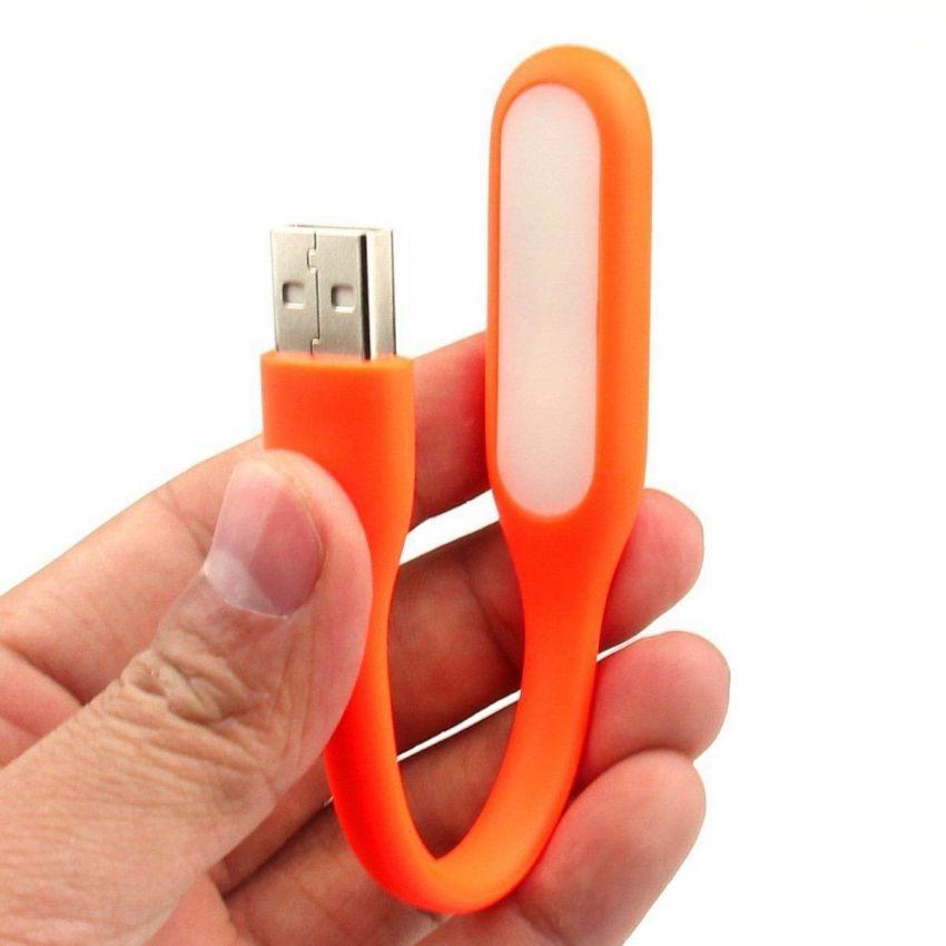 Flexible USB Flashlight