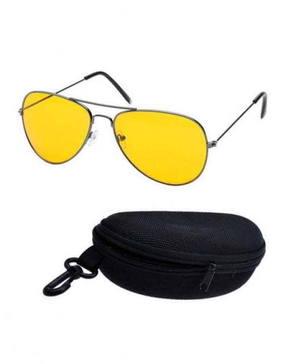 Men's Night Vision Driving Sunglasses With Box