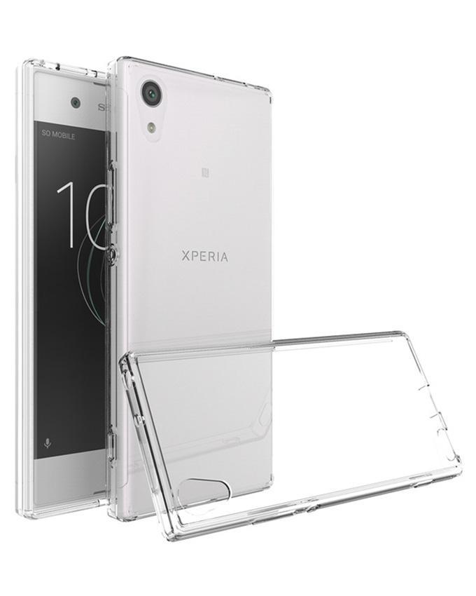 Transparent Backcover For Sony Xa1