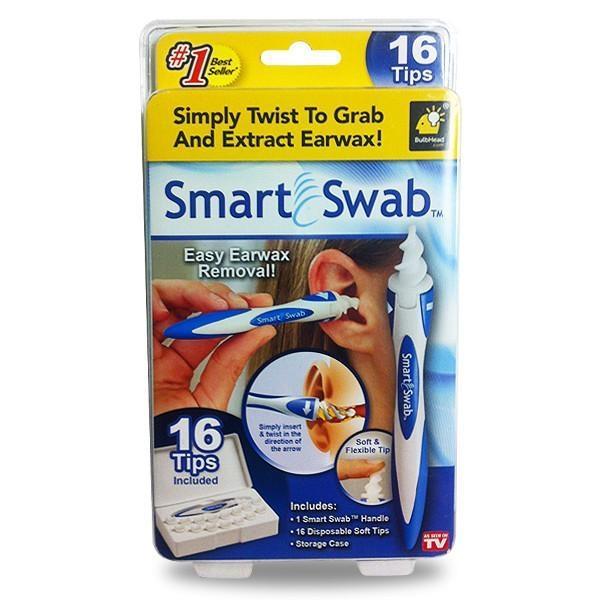 Smart Swab Ear Wax