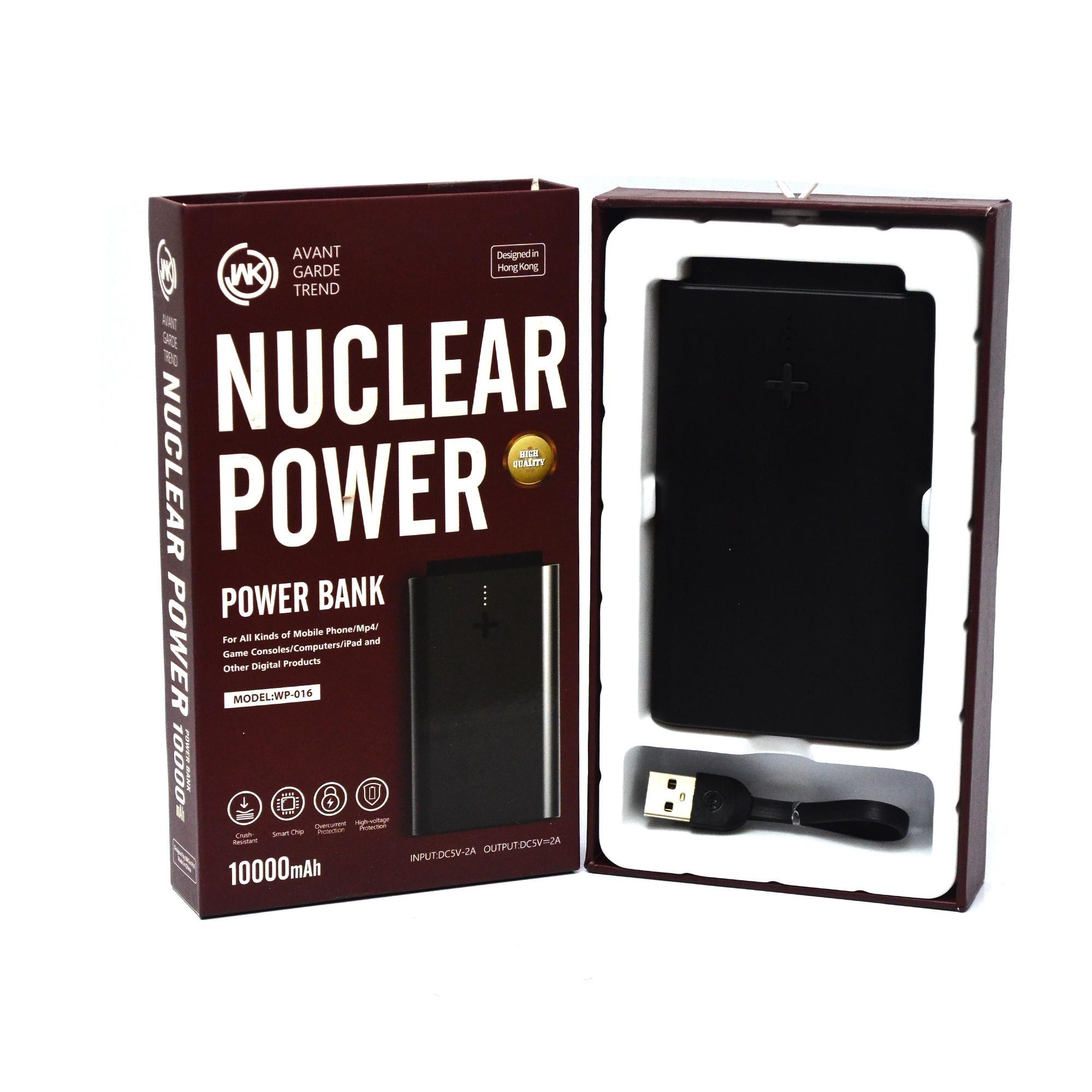 Nuclear Power Bank 10000MAH