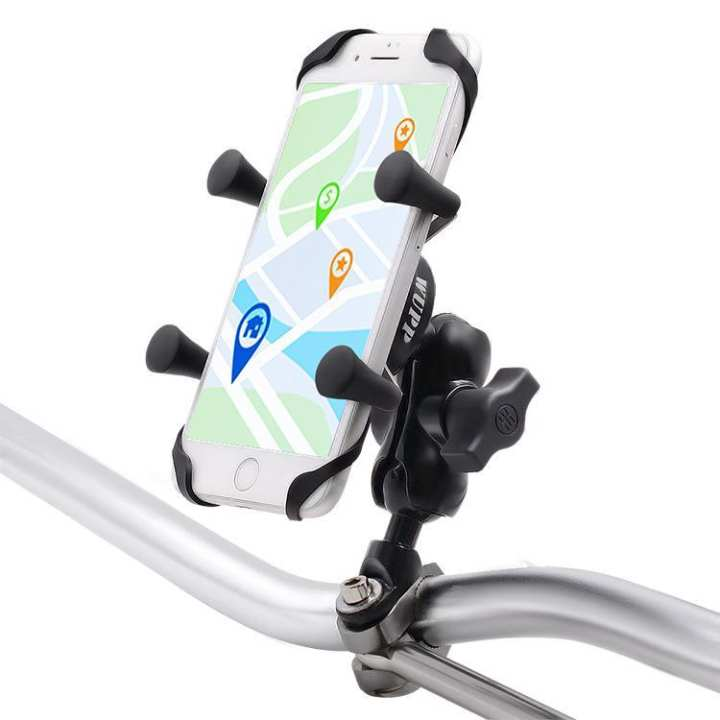 WUPP Motorcycle Phone Holder GPS Mount