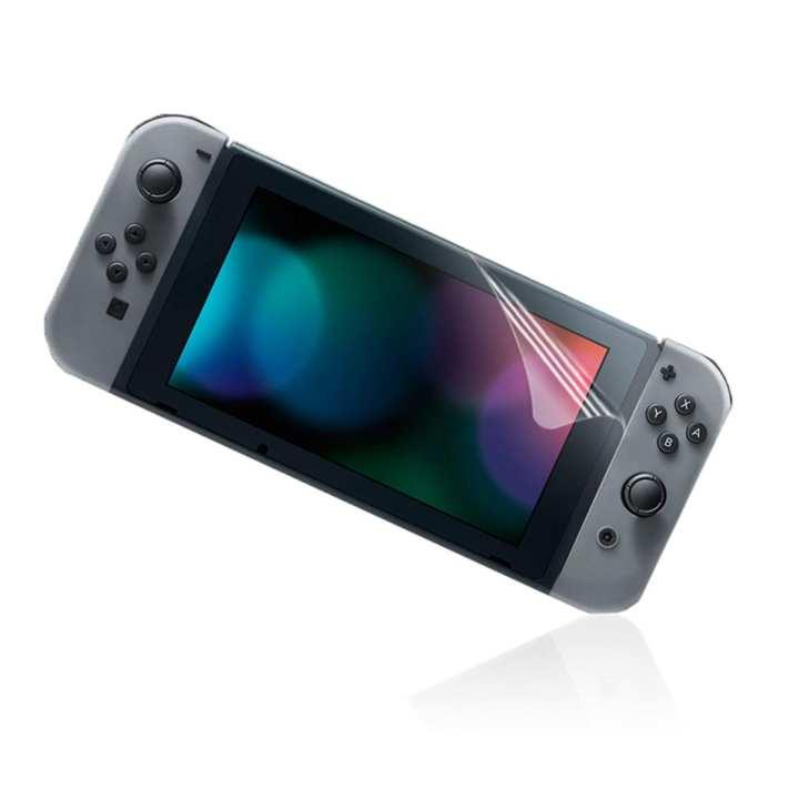 Clear HD PET Screen Protectors for Nintendo Switch (3 PCS)