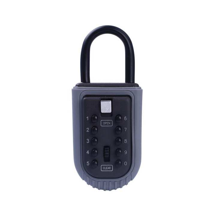 4 Digit Combination Security Lock Code Password Key Lockbox for Realtor