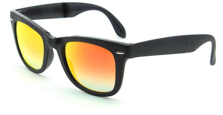 Men's Wayfarer Glasses - Mix Colour