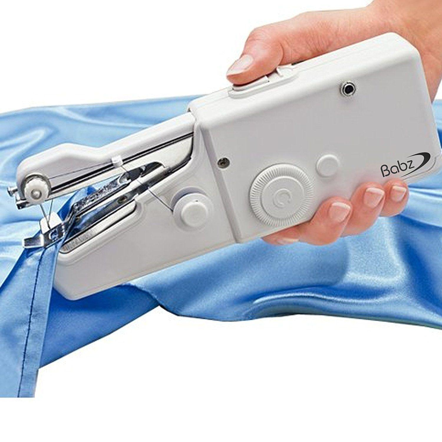 Portable Cordless Handheld Sewing Machine