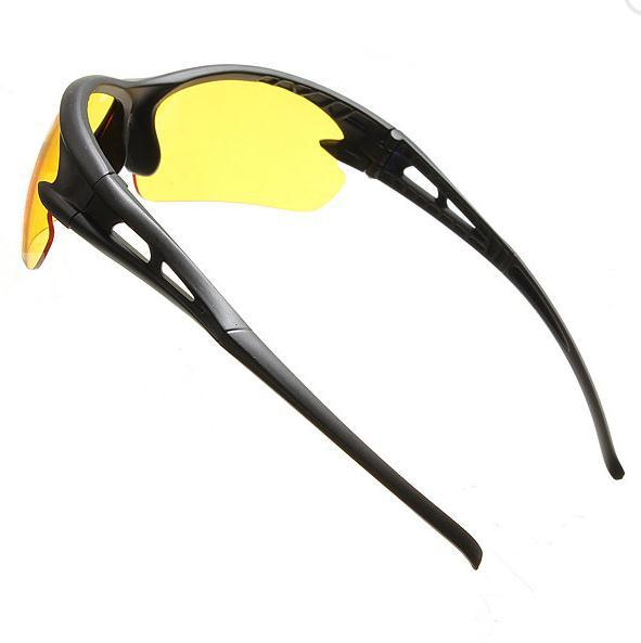 Women's Night Vision Riding Glasess
