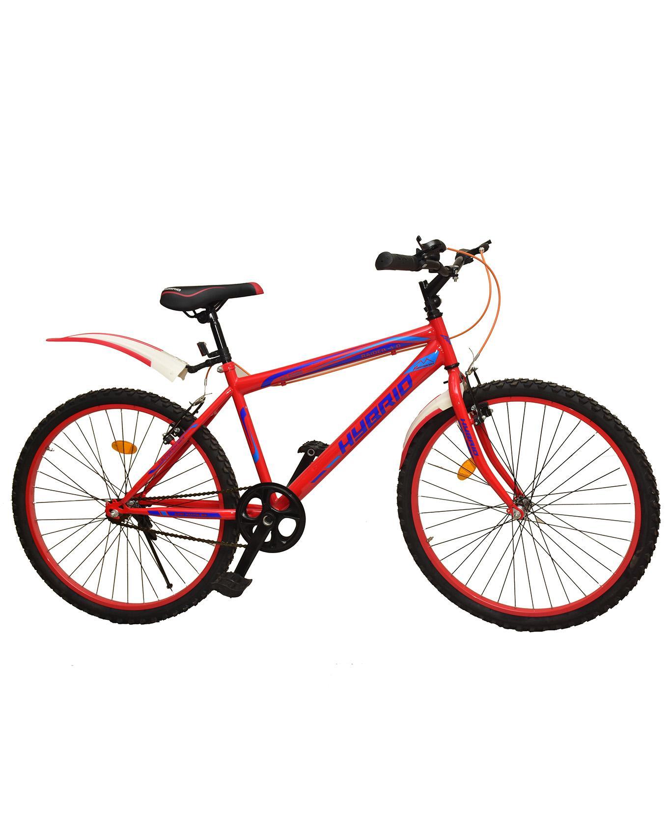 Kenton Mtb Raider - 26 inch Single Speed - Red