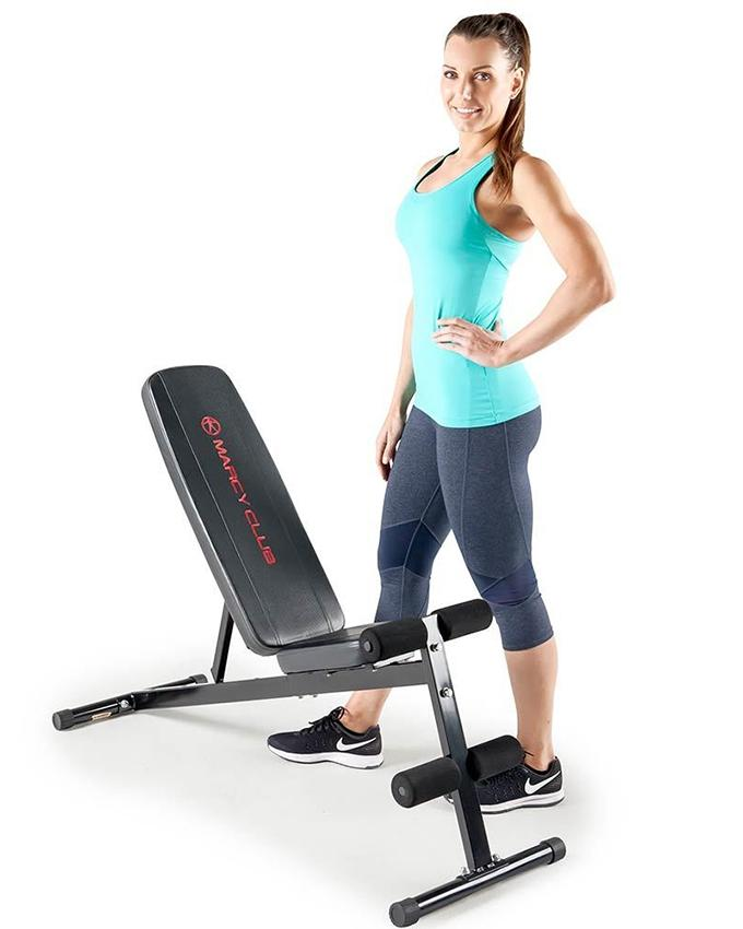 Utility Bench For Home Gym