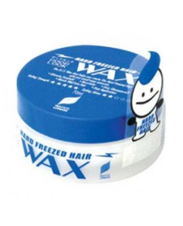 Hair Wax Hard Freezed Hair 70Ml - Blue