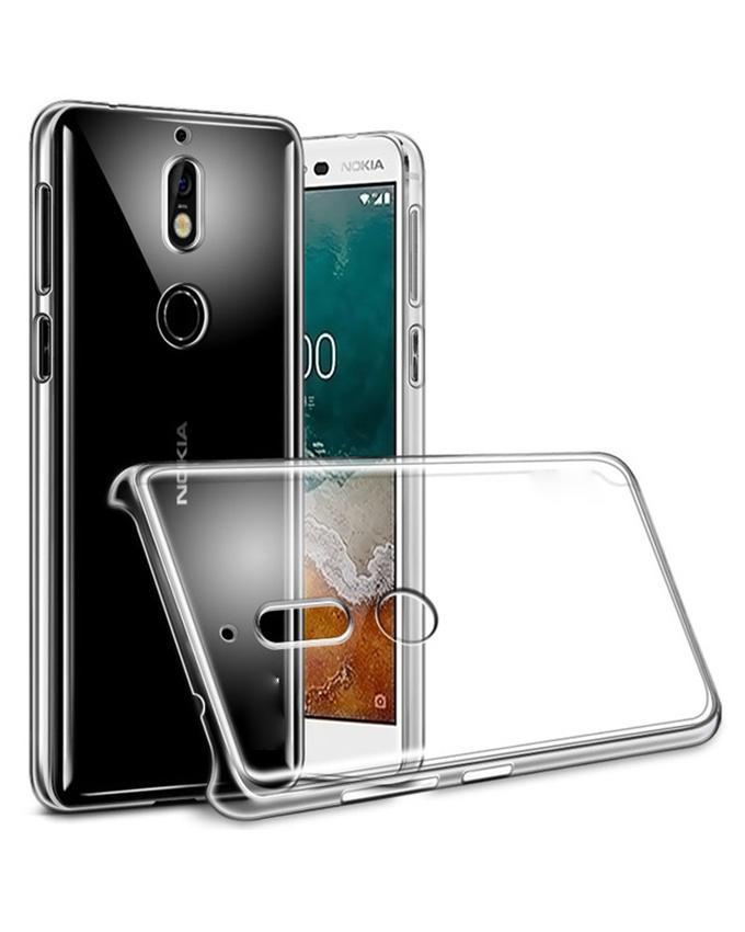 Transparent Backcover For Nokia 7