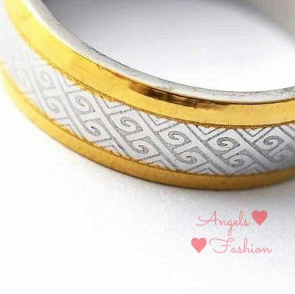 Women's Gold Plated Tibet Design Ring