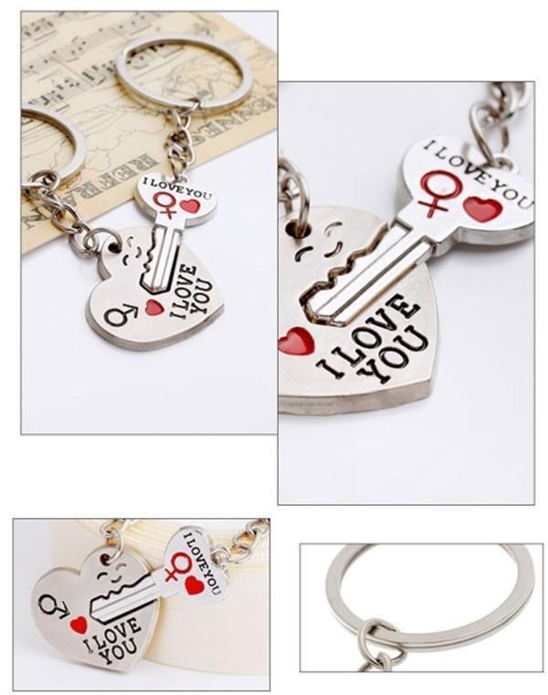 Key Chain Set