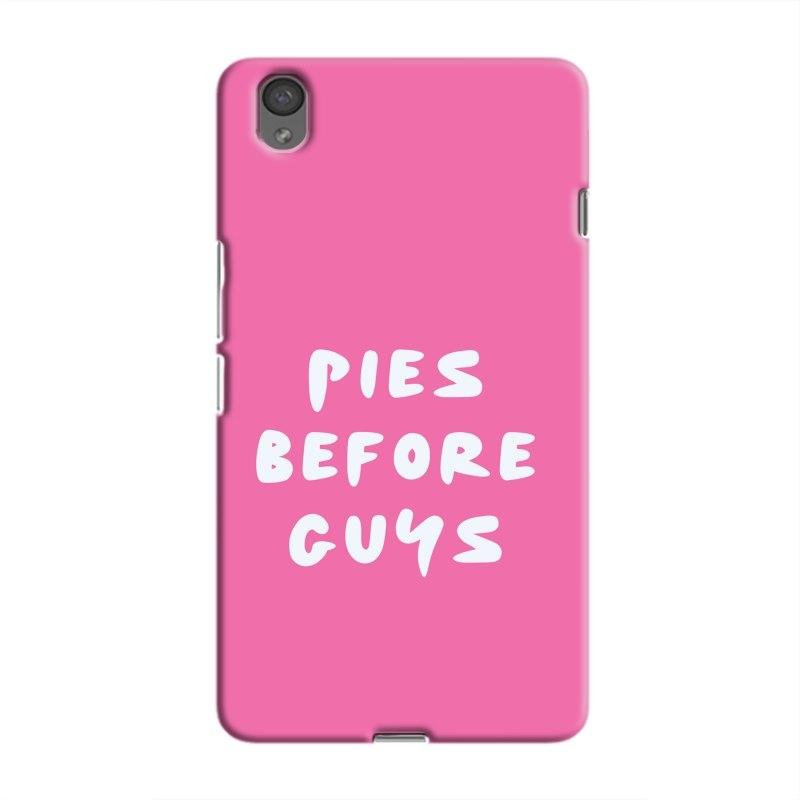 PiesbeforeGuys Hard Case For OnePlus  X
