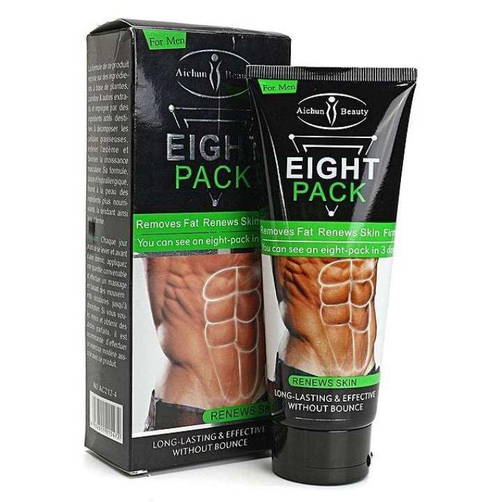 Eight Pack Cream - 170ml