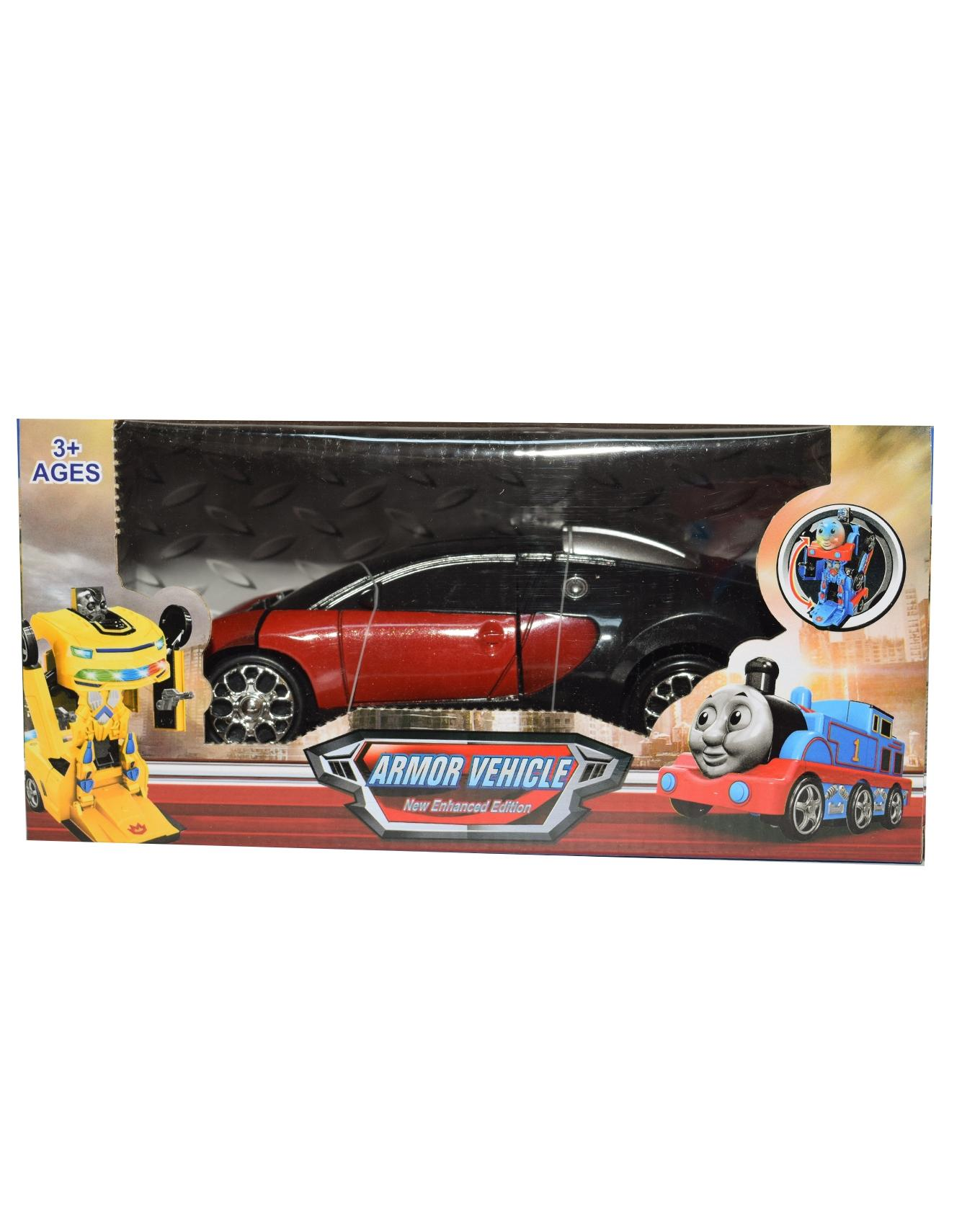 Toy Cars 5 - Blue and black