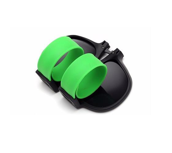 Men's Green Slap Sunglasses