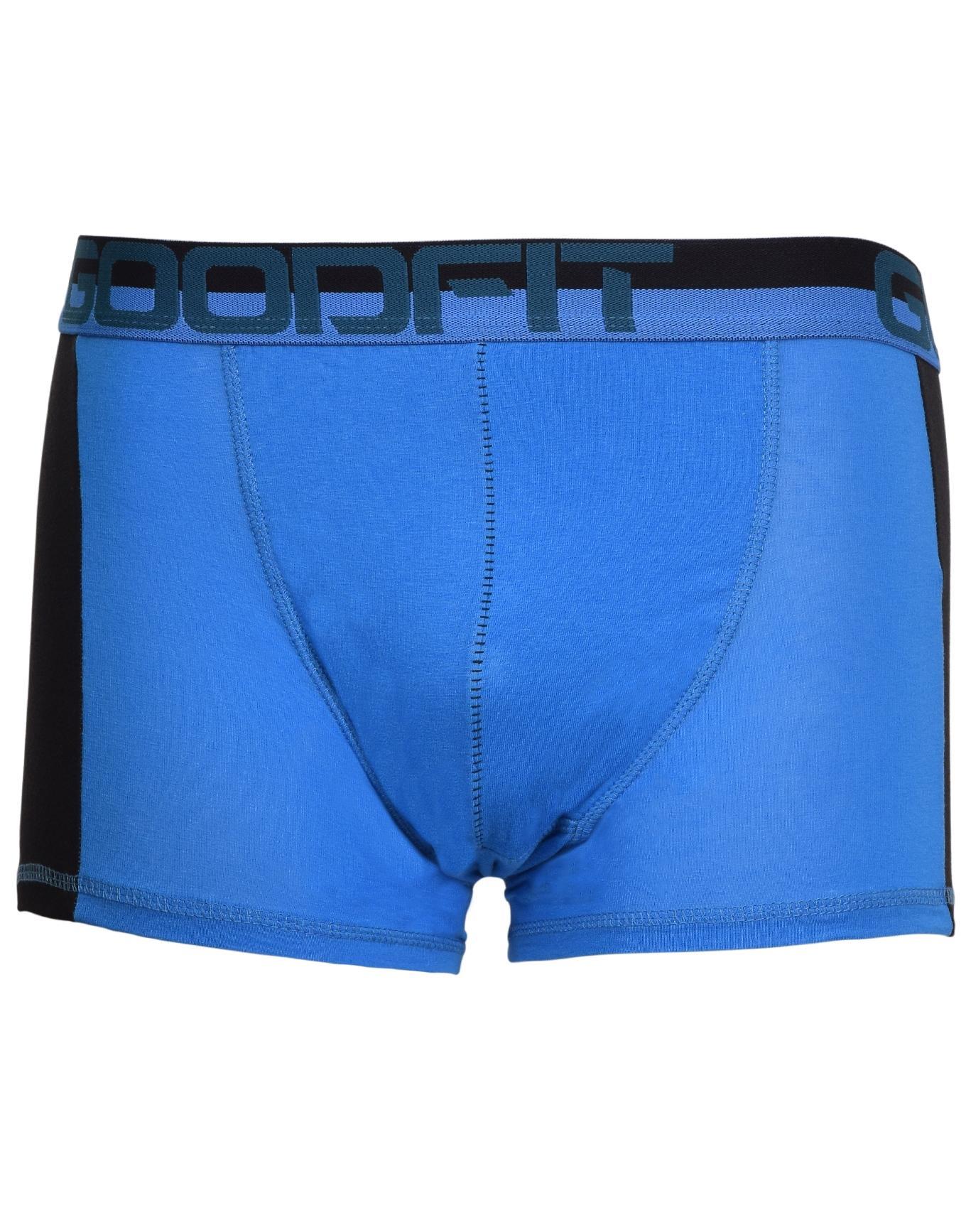 Pack Of 2 Men's Steel Boxer Brief -Sky Blue