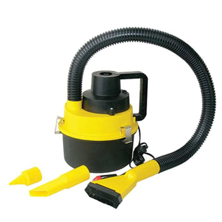Car Wet and Dry Portable Vacuum Cleaner - 12V