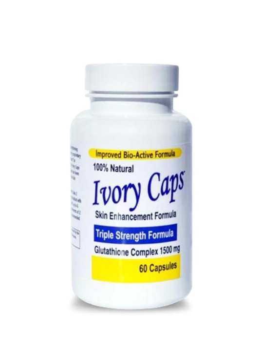 Ivory Caps Glutathione Supplement