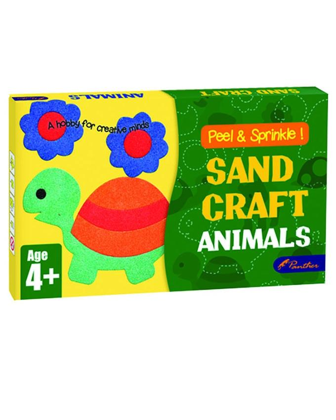 Sand Craft Animal