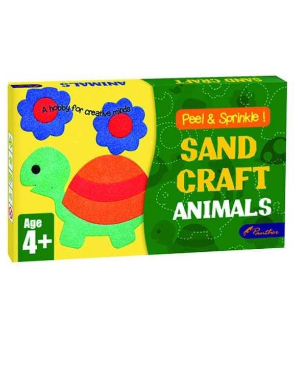 Sand Craft Animal