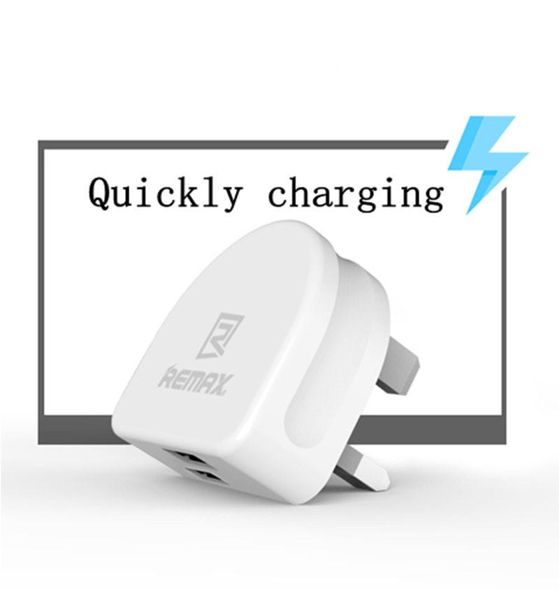 Remax Dual Usb Charger Adapter