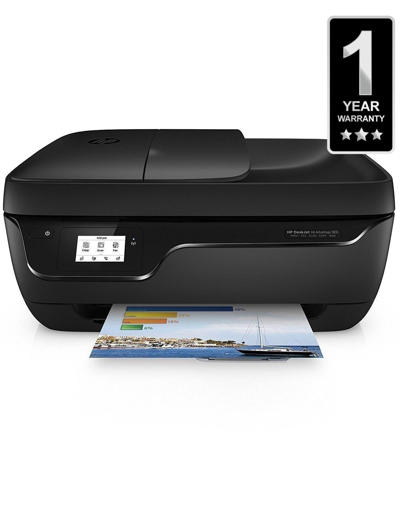 מרענן Desk Jet Ink Advantage 4675 All-in-One Printer: Buy Sell Online EB-57