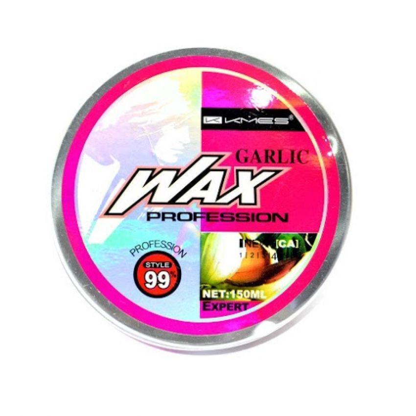 Garlic Hair Wax