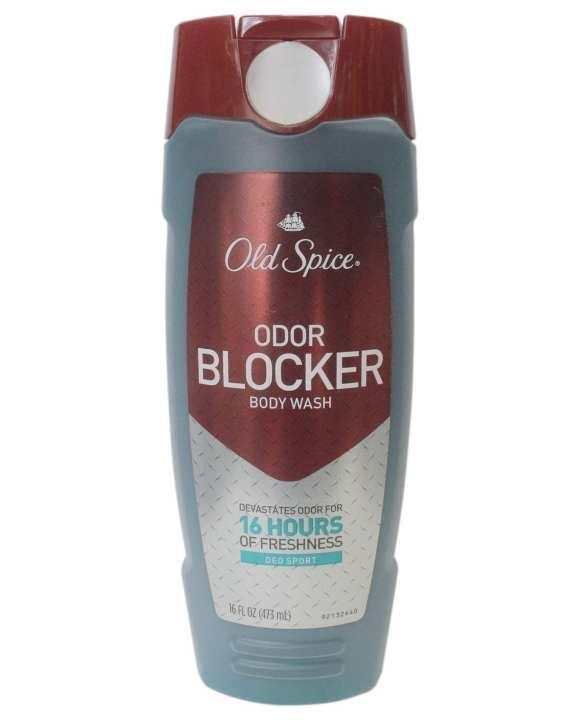Shower Gel Odor Blocker Deo Fresh 473ml