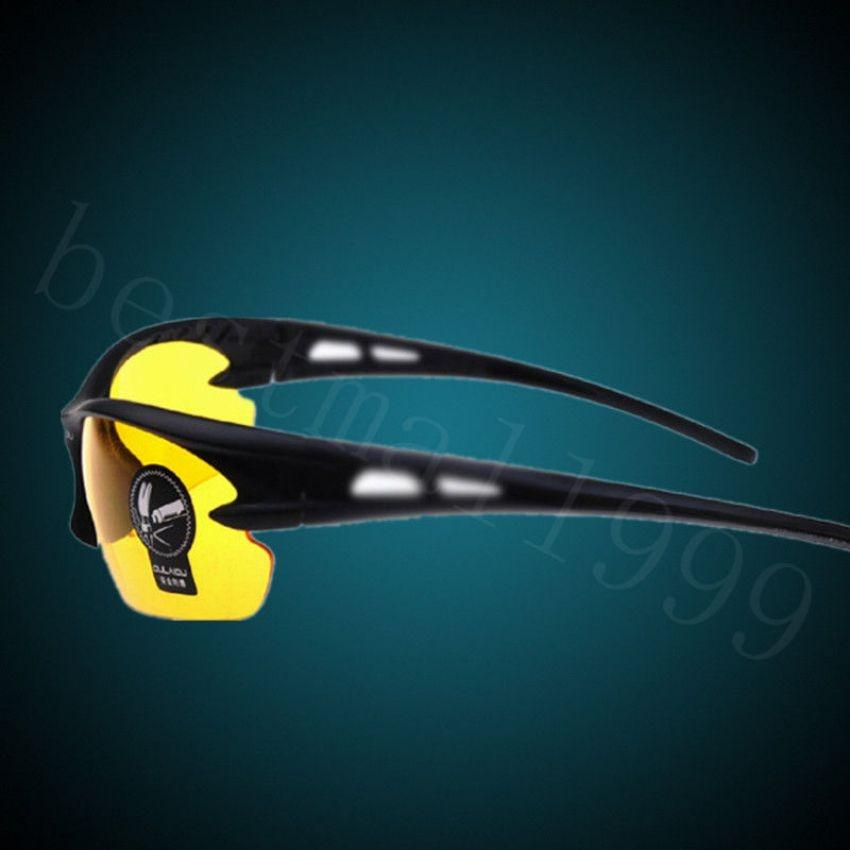 Men's UV400 Night Vision Glasses