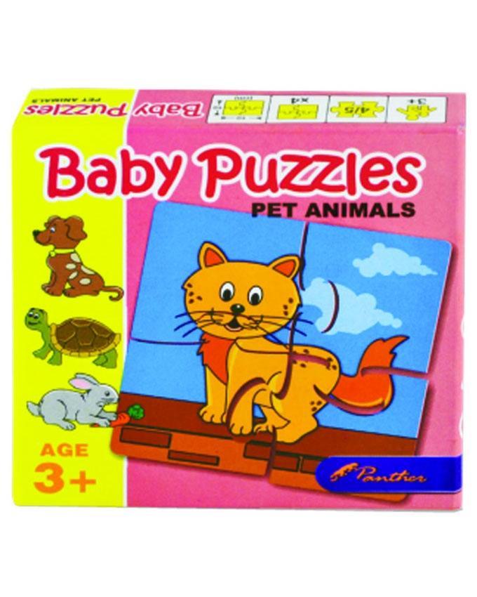 Baby Pet Animal Puzzle