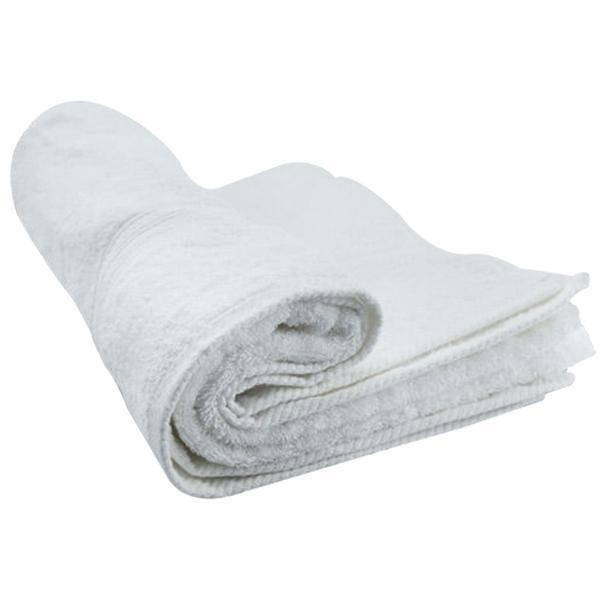 White Cotton Bath Towel