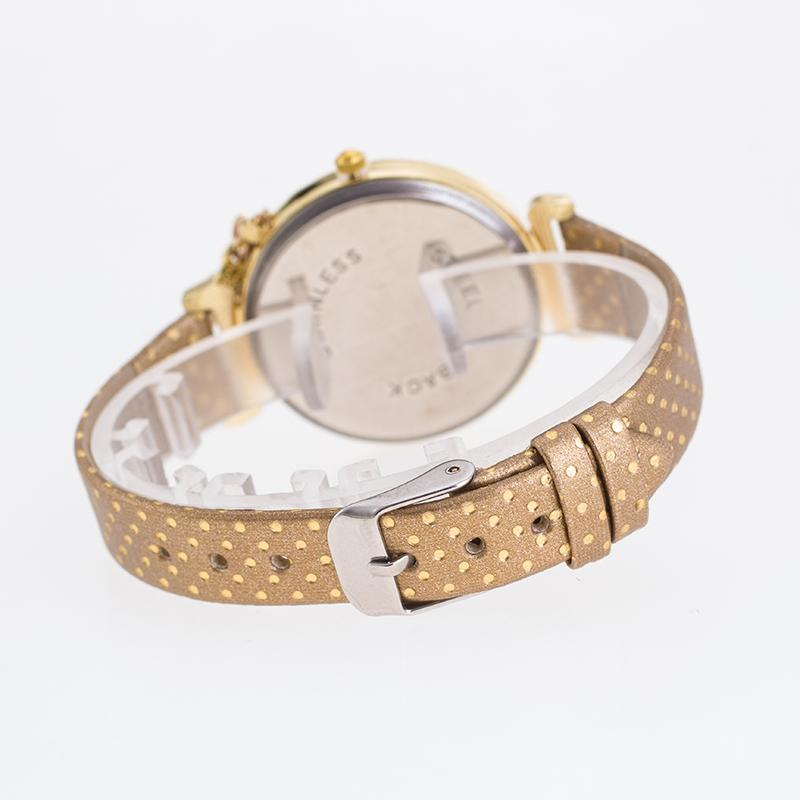 Women's Crystal Analog Wrist Watch