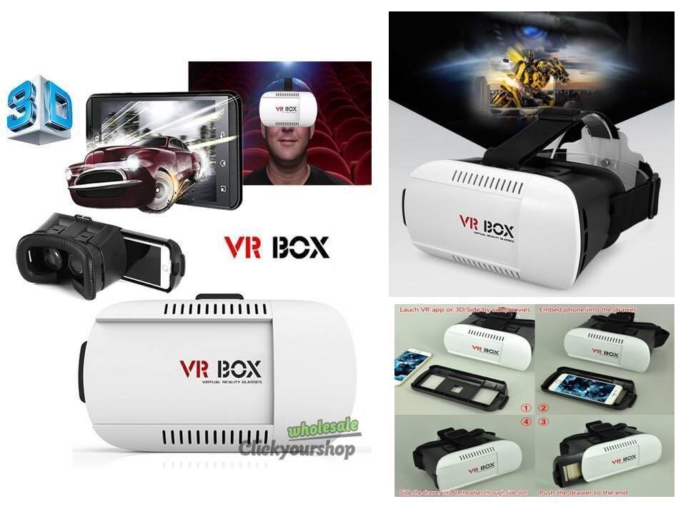 2.0 3D Virtual Reality BOX