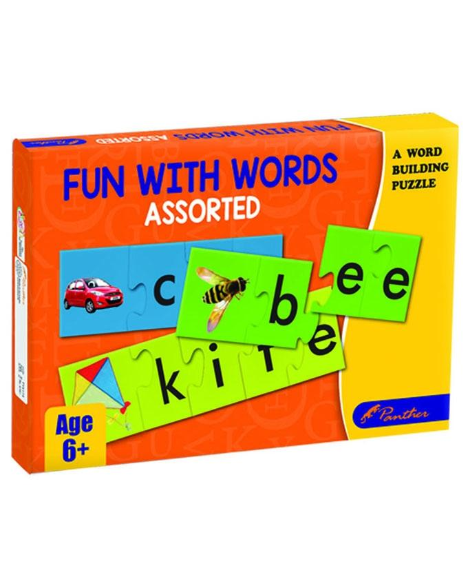 Fun With Words- Assorted