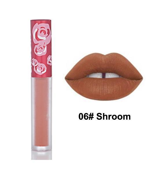 Women's Shroom Matte Lipstick