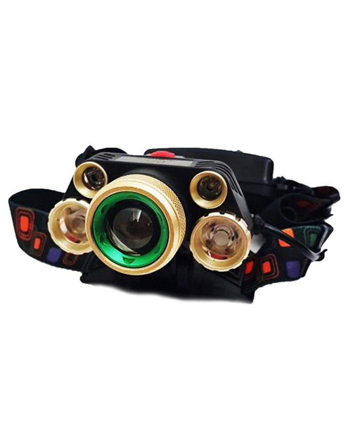 Rechargeable Headlamp With Powerful