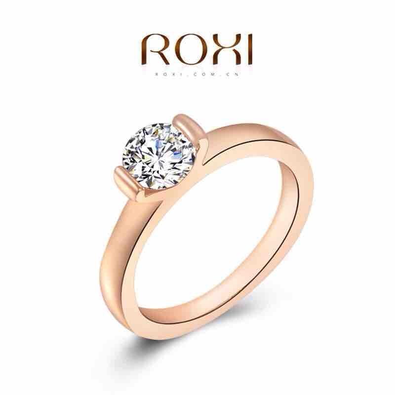 Women's Austrian Crystal Ring