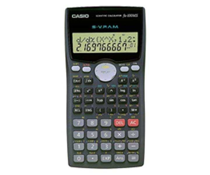 Casio Scientific Calculator FX100MS