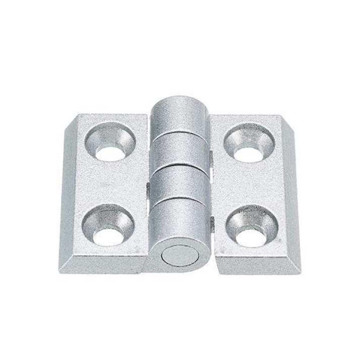 Machifit 3030 Aluminum Profile Accessory Zinc Alloy Hinge for 3030 Aluminum Profile Extrusion Frame