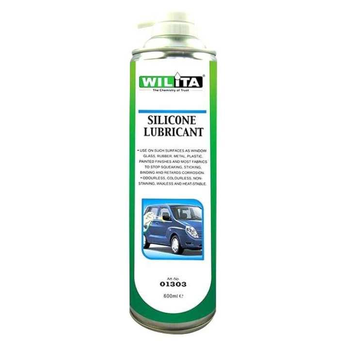 Wilita Silicone Lubricant 600Ml - Green