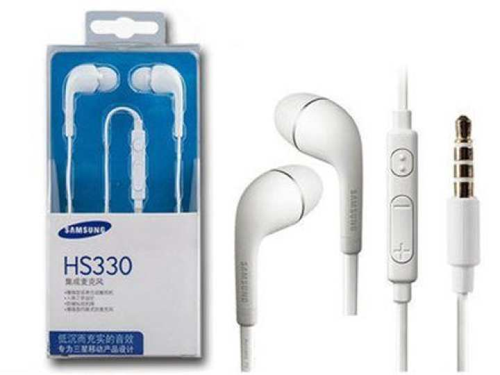 Samsung Hight Quality  headset handfree HS330