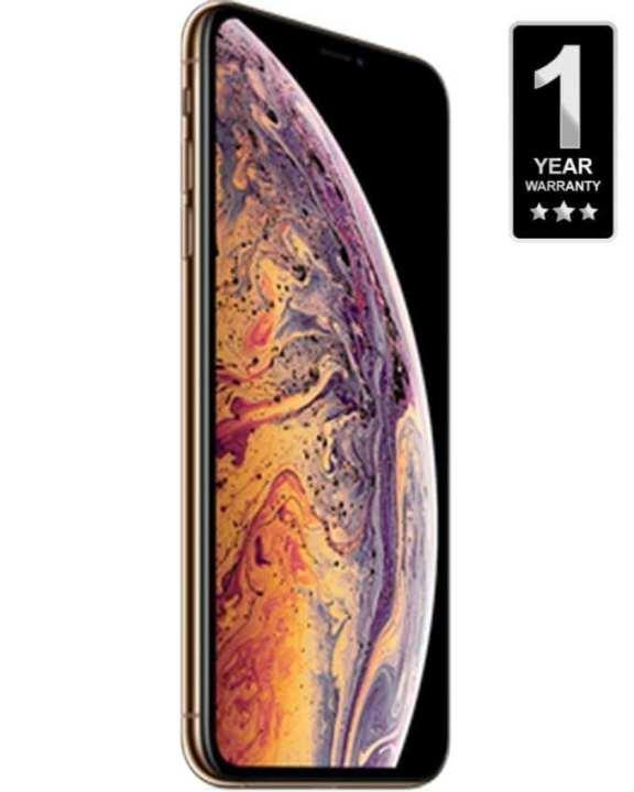 Apple iPhone XS Max - 4GB RAM - 256GB ROM - Gold - Dual Sim