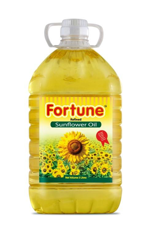 Fortune Sunflower Oil 05 Ltr