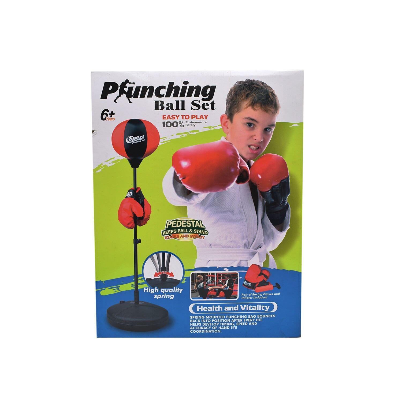 Toys Kingdom Punching Ball Set - Multi