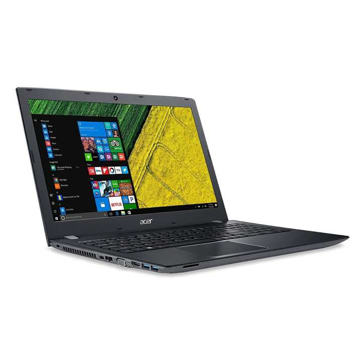 "Acer Notebooks - Intel Core I3 8100U - 15.6"" HD - Black"