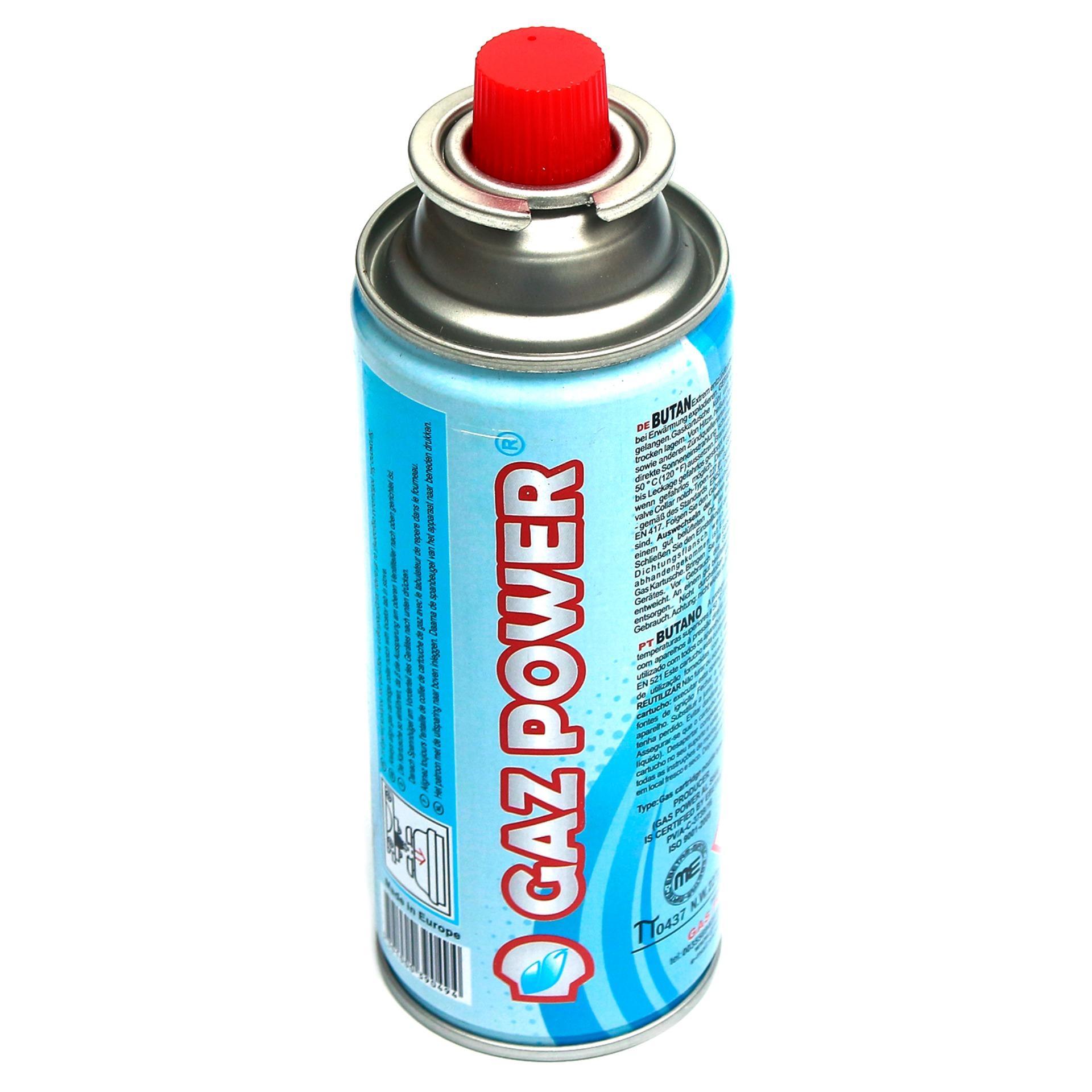 220 Gr Butane Gas Cartridge - Multi